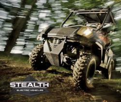 Stealth 4X4 Long Range Hybrid Vehicle