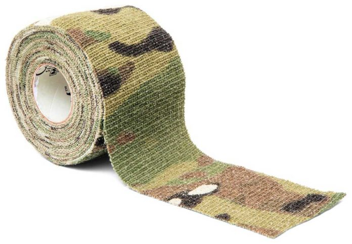 Camo Form is a heavy-duty camouflage wrap