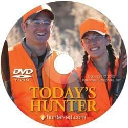 Hunter Safety Videos on DVD