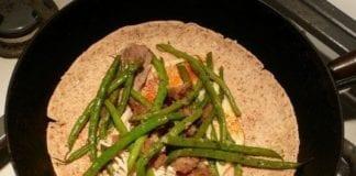 Wild Turkey Burritos Recipe