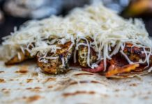 Cheese & Bacon Topped Grilled Wild Turkey Breast Recipe   Hunting Magazine