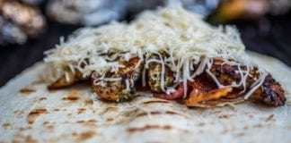 Cheese & Bacon Topped Grilled Wild Turkey Breast Recipe | Hunting Magazine