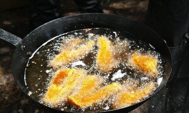 Wild Game Recipe: Almond Crusted Walleye