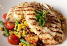 Wild Game Recipe: Grilled Perch Fillets