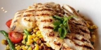 Wild Game Recipe: Grilled Perch Fillets