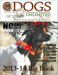 Dogs Unlimited - 2013 - 2014 Sporting Dog Catalog to be Released in