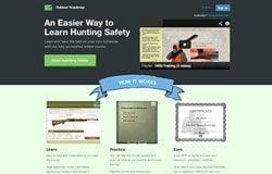 Quick and Easy Hunter Education with 3-Step Hunter Safety Training