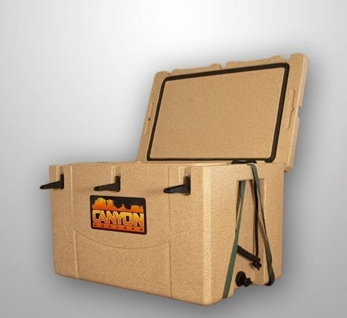 Outfitter Grade Ice Chest from Canyon Coolers
