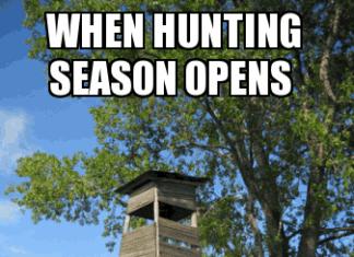 Hunting Season Opens Meme