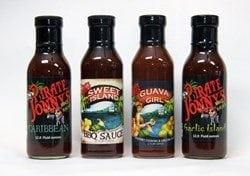 Pirate Jonny's BBQ Sauces and Rubs