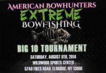 Bowfishing Tournaments