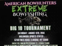 Bowfishing Tournaments