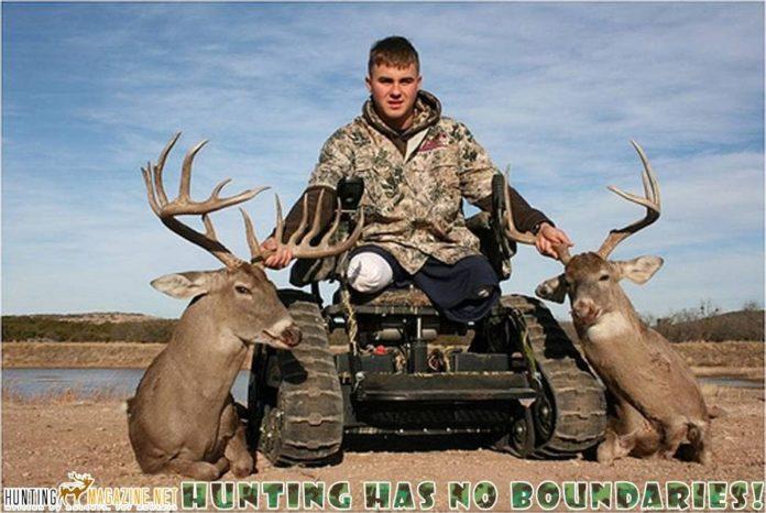 Hunting has No Boundaries! HuntingMagazine.net