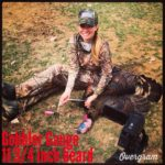 Blasting Birds With: Huntress Kristi Lynn Hair