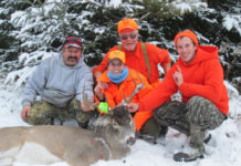 First Deer for Young Hunter image was uploaded by Wisconsin Department of Natural Resources on November 30th, 2012