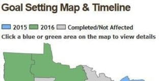 Minnesota Deer Population Map 2015