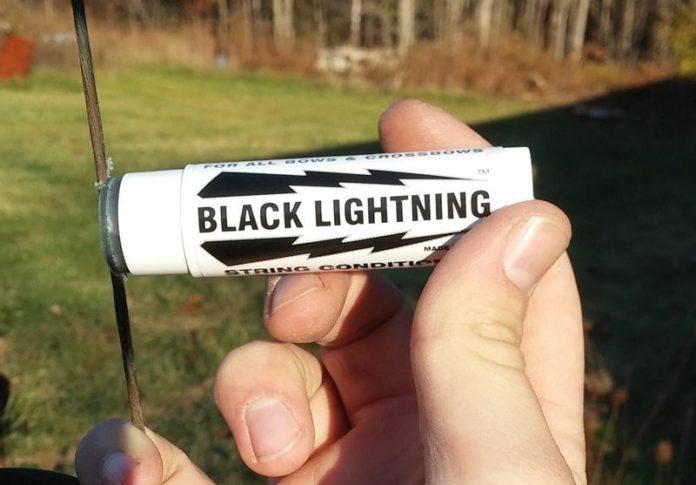 Black Lightening Lube from Pro Release Archery