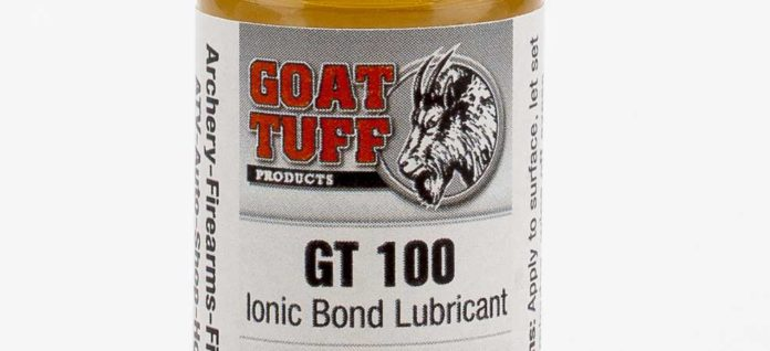 Goat Tuff Offers New Ionic Bond Bio-Synthetic Lubricant