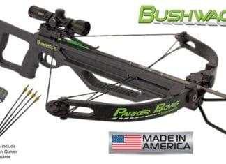 Bushwacker Crossbow from Parker Bows