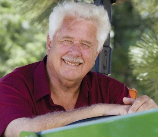 Charles Theodore Buck, 78