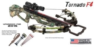 Parker Bows Tornado F4 Crossbow