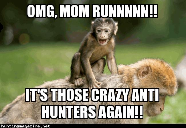 Mom! Run Anti Hunters