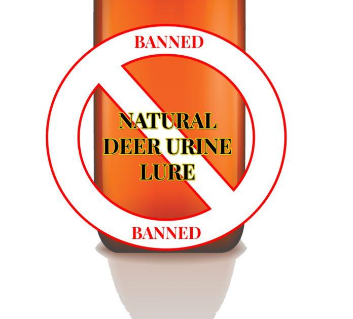 Banned Deer Urine Lure