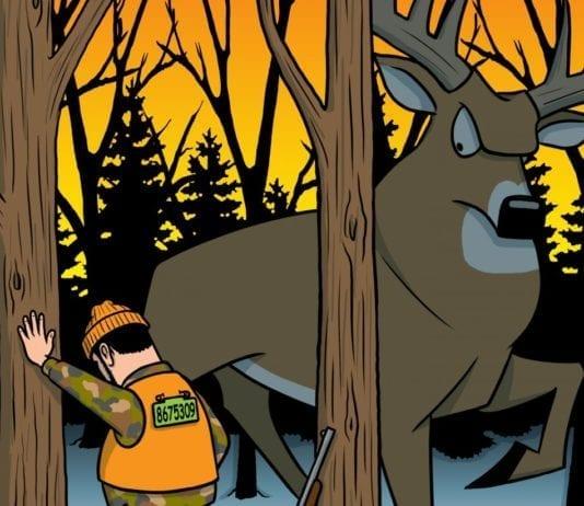 Big Buck Deer Hunting Song by Hunter Lake