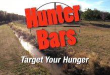 Hunter Bars - Energy Bars for Outdoorsmen