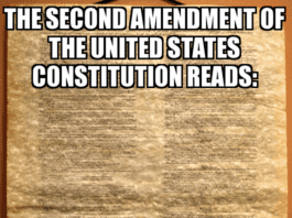 Second Amendment of the United States Constitution