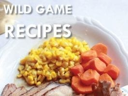 wild game recipes - cooking