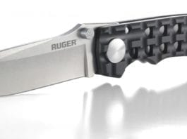 Go-N-Heavy Ruger by CRKT