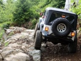 Road Less Traveled Amazing Campsites for Offroading Adventures
