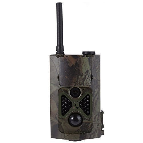 SmartLife HC-500G Infrared Digital Trail Scouting Hunting Camera Wild Surveillane with 12 MP 1080p HD Video 3G MMS GPRS