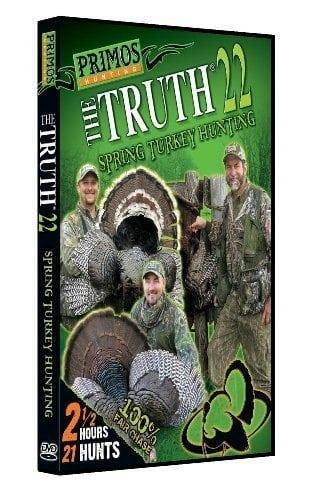 Primos The TRUTH 22 Spring Turkey Hunting DVD