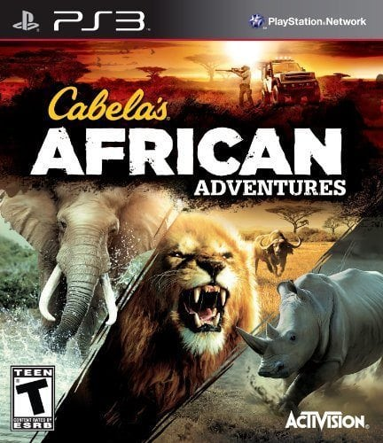 Cabela's African Adventures – PlayStation 3