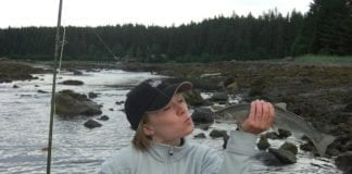 love trout fishing and fly fishing for trout