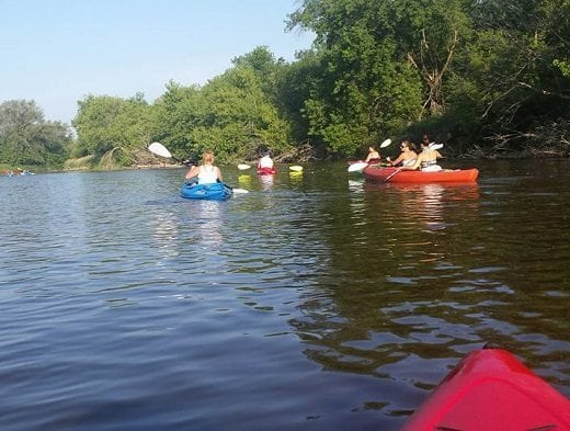 Horicon Marsh Hosts Guided Paddle, Archery Lessons, Much More!