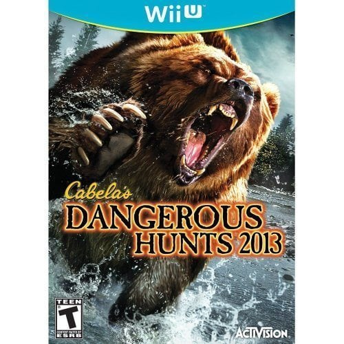Cabela's Dangerous Hunts 2013 – Nintendo Wii U