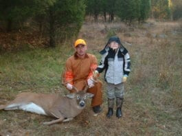 Youth deer hunt