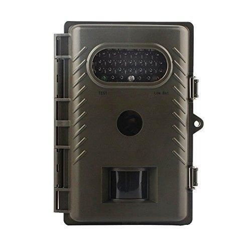 720P 8MP No Glow 940nm Black LED Night Vision Trail Camera Fast Trigger Digital IP66 Waterproof Outdoor Hunting Game Camera