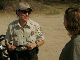 Fish & Wildlife Service Refuge Officer