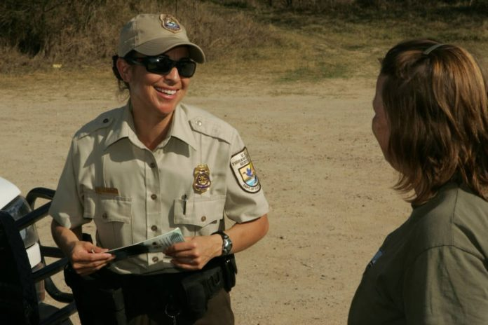 Fish & Wildlife Service Refuge Officer