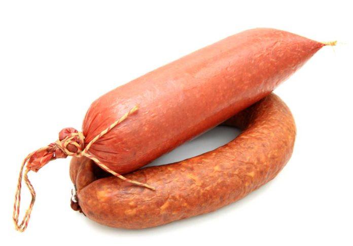 Homemade Venison Bologna