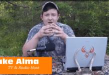 Hunting Interviews: Blake Alma 16-year-old Outdoor TV & Radio Host