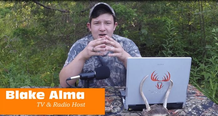 Hunting Interviews: Blake Alma 16-year-old Outdoor TV & Radio Host