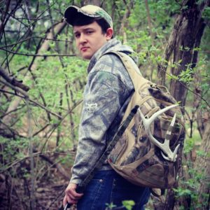 Hunting Interviews: Blake Alma,16-year-old Outdoor TV & Radio Host (Pictured)