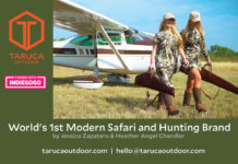 Taruca Outdoor Modern Safari and Hunting Apparel for Women