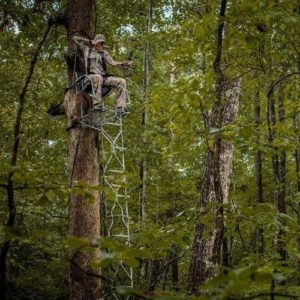 Summit Treestands - The Vine Single Hunter Ladder Stand