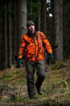 Hunting Wild Boar in Lomensko